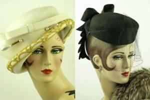 2 вида шляп