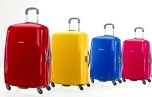 определить размер чемодана