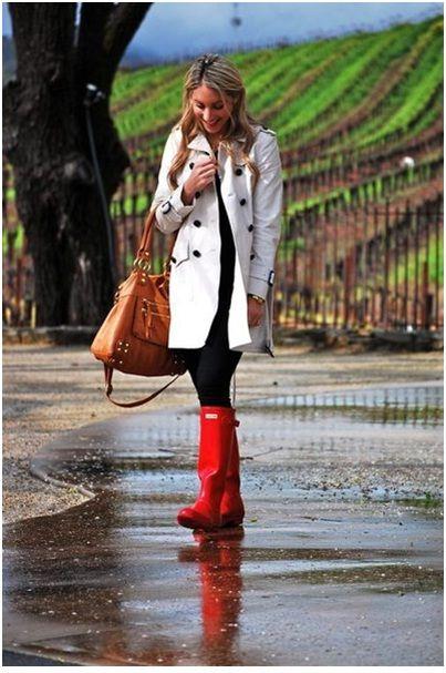в какую погоду носить резиновые сапоги