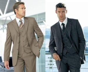 длина пиджака мужского костюма