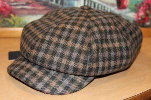 кепка восьмиклинка с чем носить
