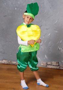 костюм репки для мальчика
