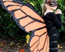 костюм бабочки своими руками