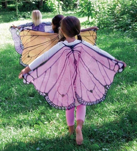 комбинезон бабочки
