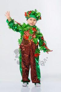 костюм дуба для мальчика своими руками