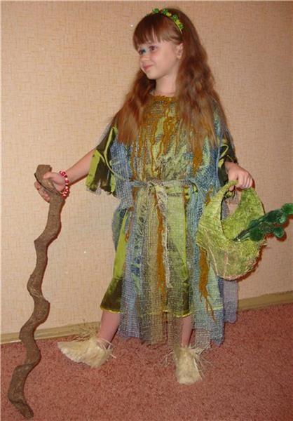 Платье Кикиморы