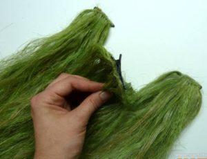 Волосы для Кикиморы