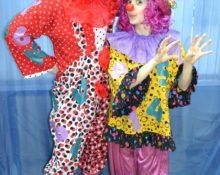 костюм клоуна на взрослого своими руками