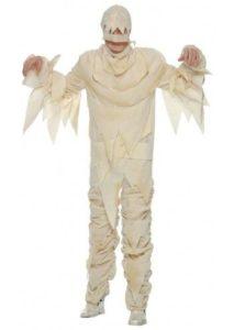 костюм мумии на хэллоуин своими руками