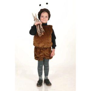 костюм муравья для мальчика своими руками