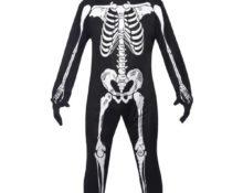 костюм скелета своими руками