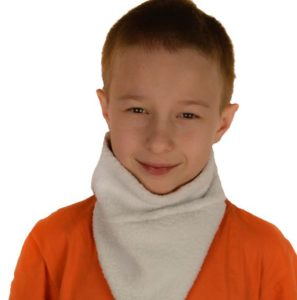 Треугольная м манишка-шарф