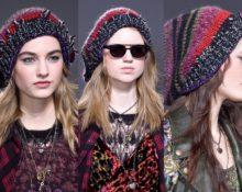 шапки на осень 2018 фото женские