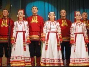 мордовские костюмы