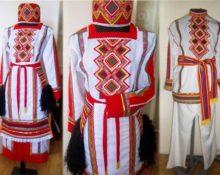 костюмы мордвян национальные