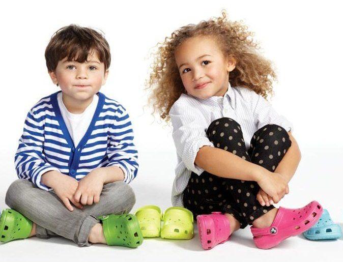 Яркие детские модели
