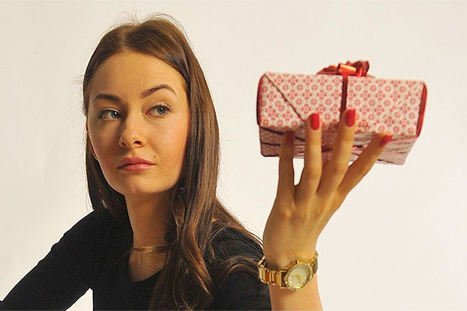 Носки в подарок