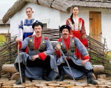 национальные костюмы краснодарского края фото