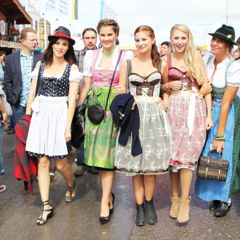 современный немецкий костюм