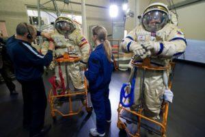 неопреновые носки для космонавтов