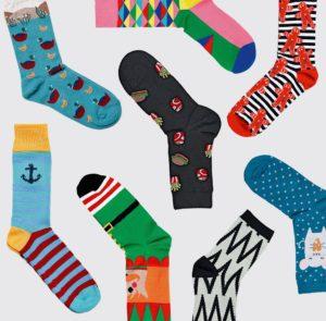 компактное хранение носков