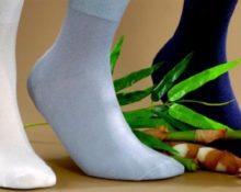 белые, серые, черные носки