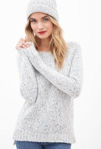 бини со свитером