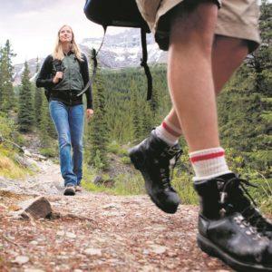 Хайкеры для горных прогулок