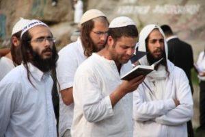 Головные уборы евреев
