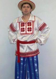 Головной убор белорусского костюма