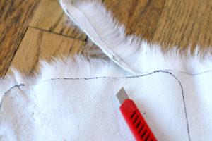 особенности работы с меховыми шубами