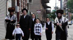 Еврейская одежда и аксессуары