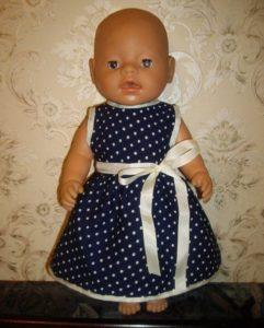 платье беби бон