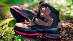Хайкинговые ботинки
