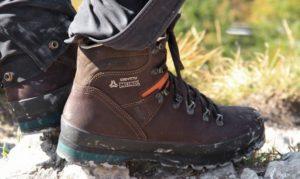 Легкие походы в хайкинговых ботинках