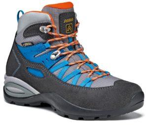 Ботинки для хайкинга серые