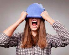 что делать с растянутой шапкой