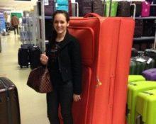 самый большой чемодан