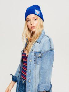шапка бини street – casual