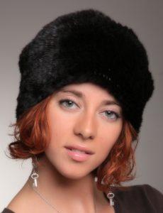 шапка из натурального меха своими руками