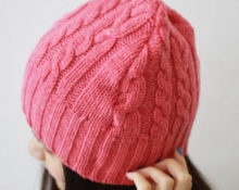 шапка из свитера
