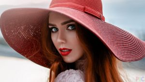 шляпа для огненных девушек
