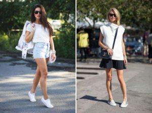 шорты и юбка и слипны