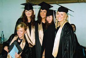 девушки студенты