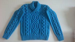 свитер аран