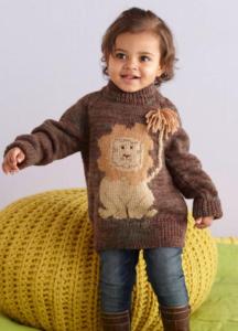 свитер без проймы
