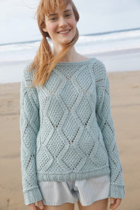 свитер для девочки 7 лет