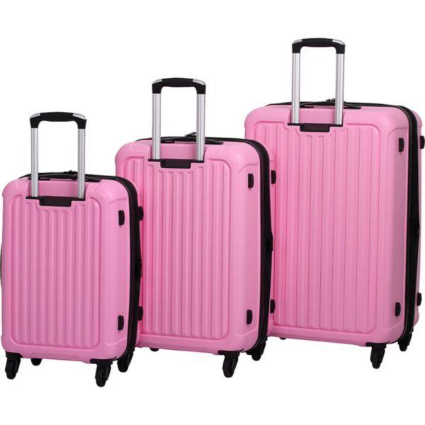 чемоданы из пластика