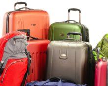 виды чемоданов