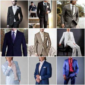 Разновидности костюмов